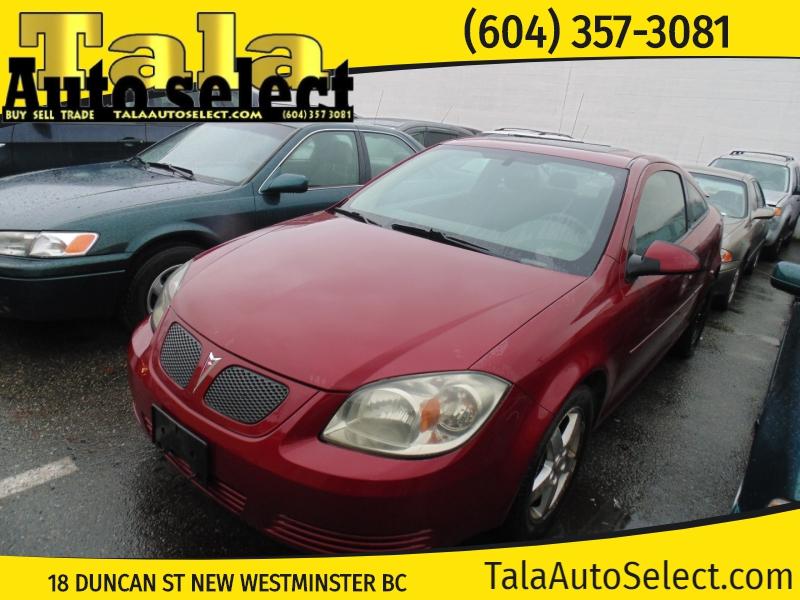 Pontiac G5 2009 price $1,850