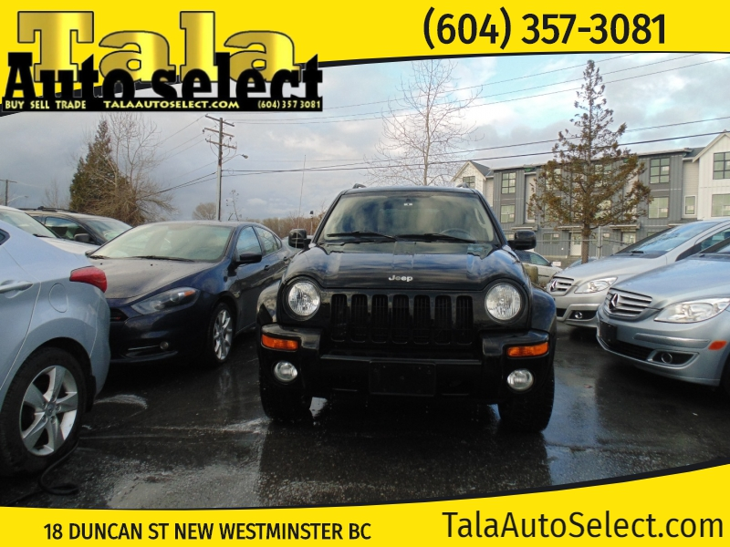 Jeep Liberty 2004 price $3,995
