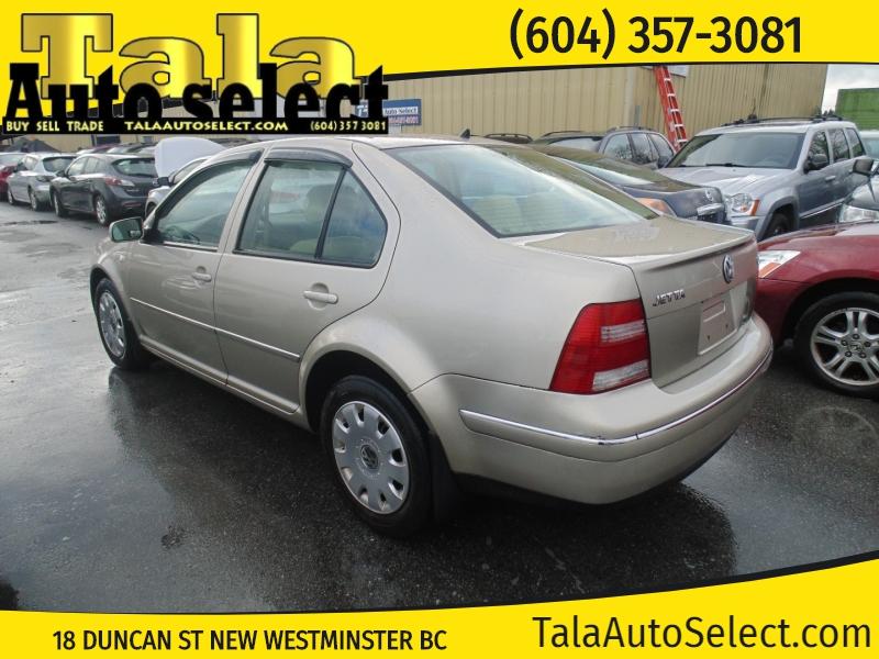 Volkswagen Jetta 2004 price $3,995
