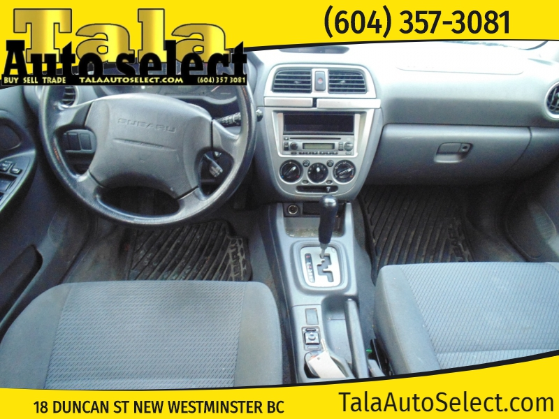 Subaru Impreza 2004 price $1,888