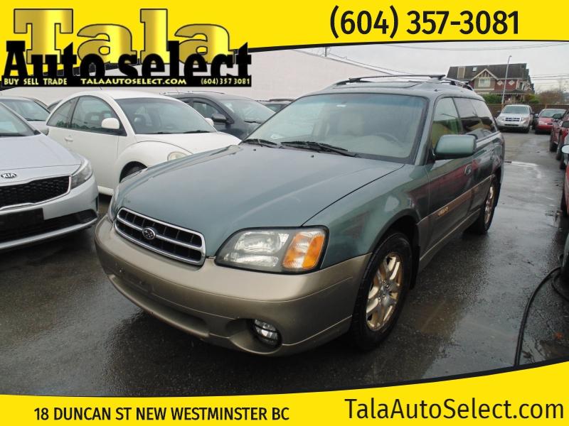 Subaru Legacy 2002 price $2,995