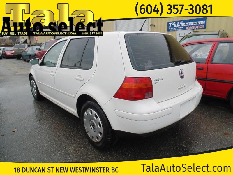 Volkswagen Golf 2007 price $3,995