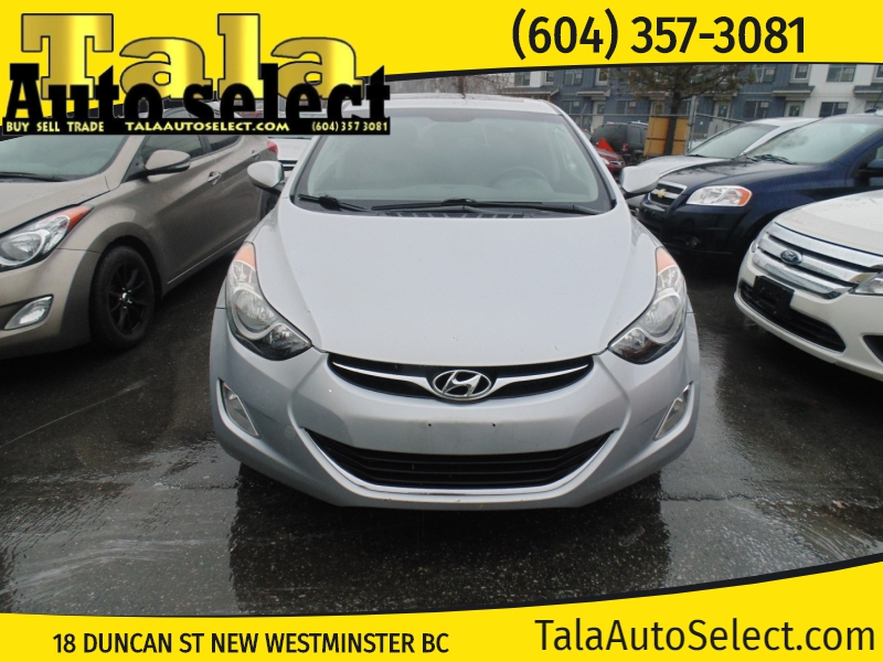 Hyundai Elantra 2011 price $4,888