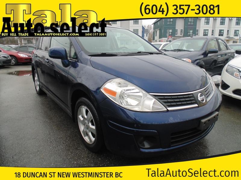 Nissan Versa 2007 price $3,995