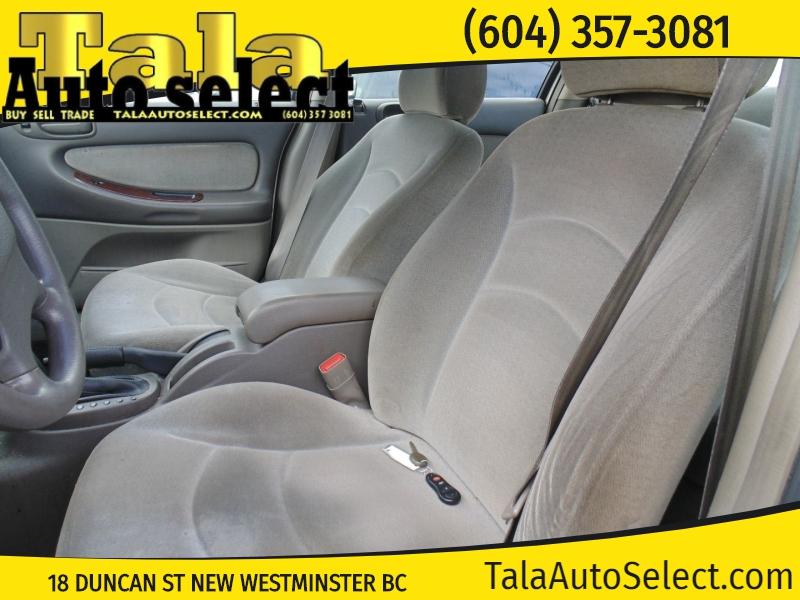 Chrysler Sebring 2001 price $1,995