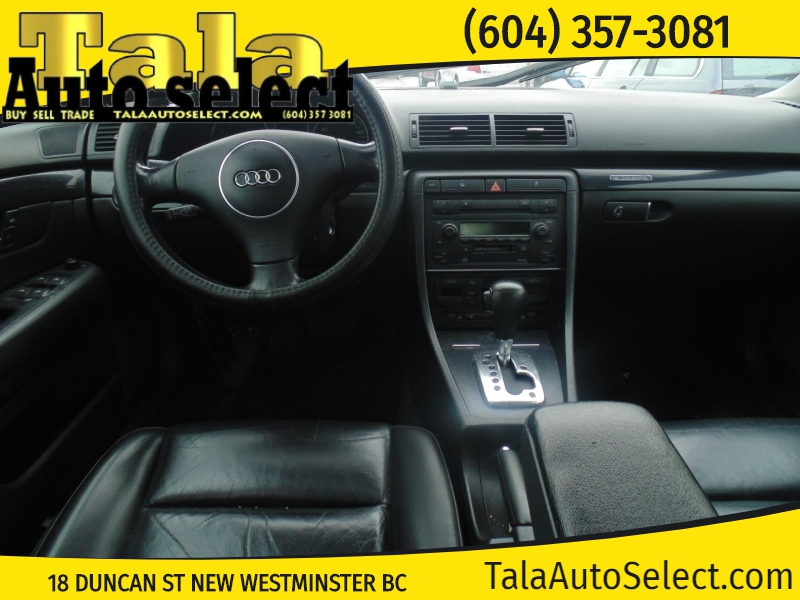 Audi A4 2003 price $1,995