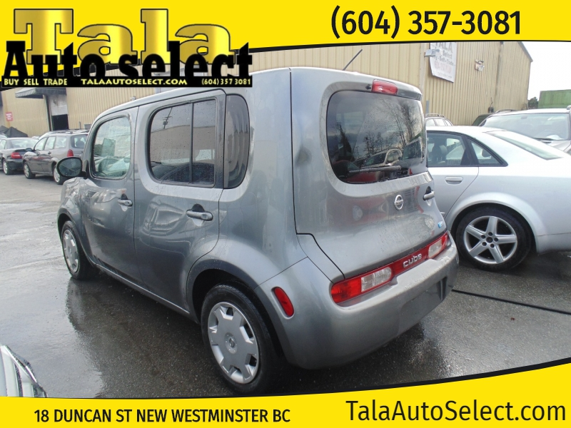 Nissan cube 2010 price $3,995