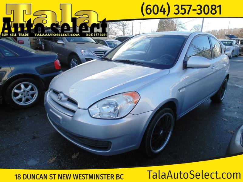 Hyundai Accent 2008 price $1,995