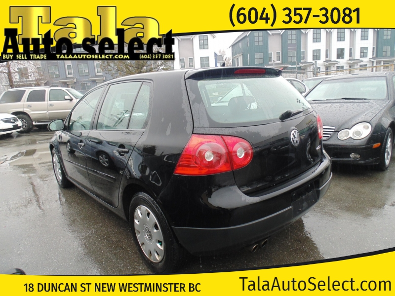 Volkswagen Rabbit 2008 price $2,500