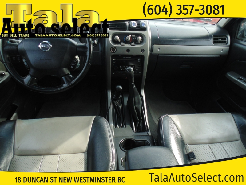 Nissan Xterra 2002 price $6,995