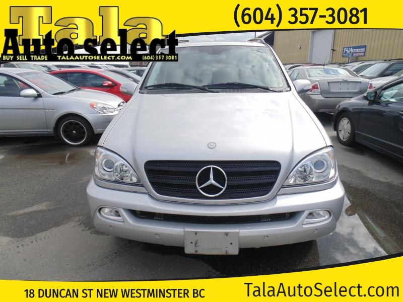Mercedes-Benz ML320 2002 price $4,995