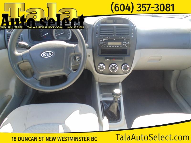 Kia Spectra 2007 price $1,995