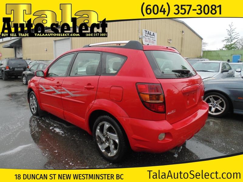 Pontiac Vibe 2005 price $1,995