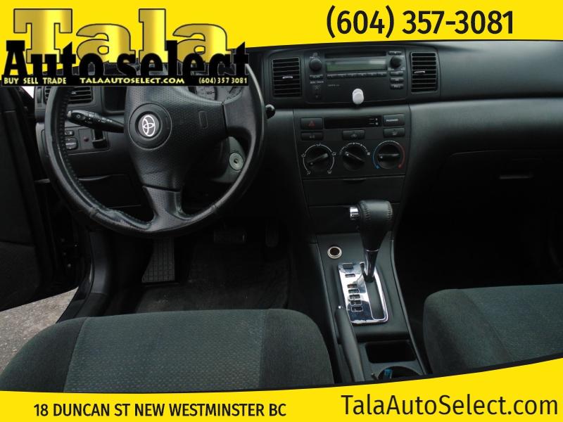 Toyota Corolla 2003 price $2,995