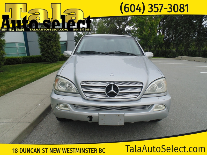 Mercedes-Benz ML500 2004 price $3,995