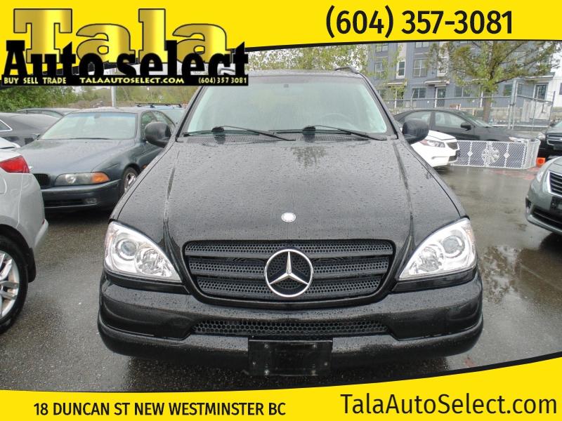 Mercedes-Benz ML430 1999 price $3,995
