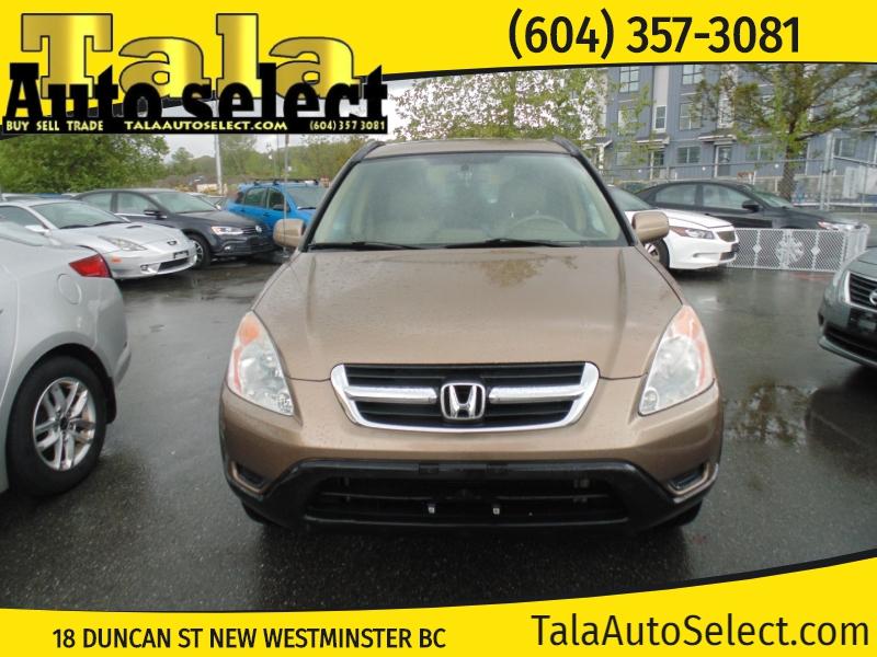 Honda CR-V 2002 price $2,888