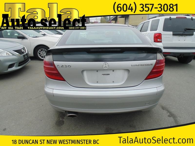 Mercedes-Benz C230 2002 price $2,995
