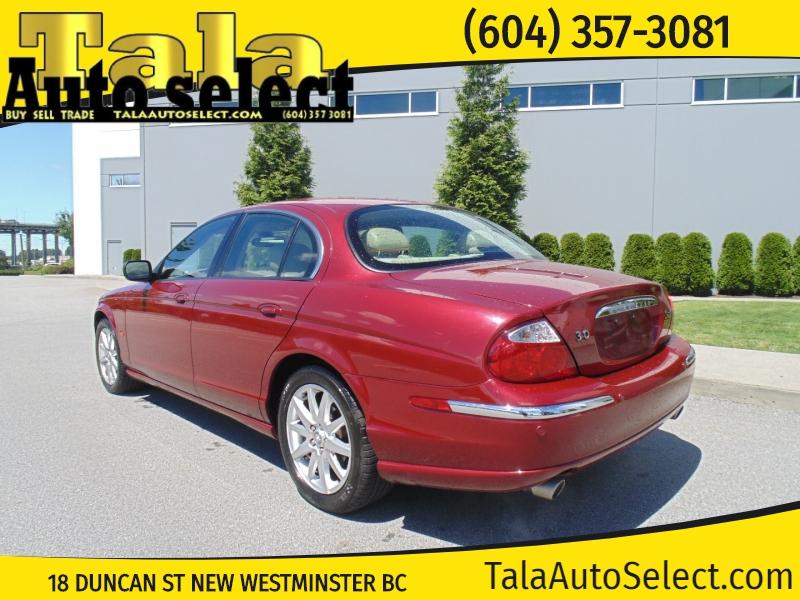 Jaguar S-TYPE 2001 price $4,995