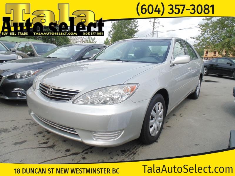 Toyota Camry 2005 price $3,888