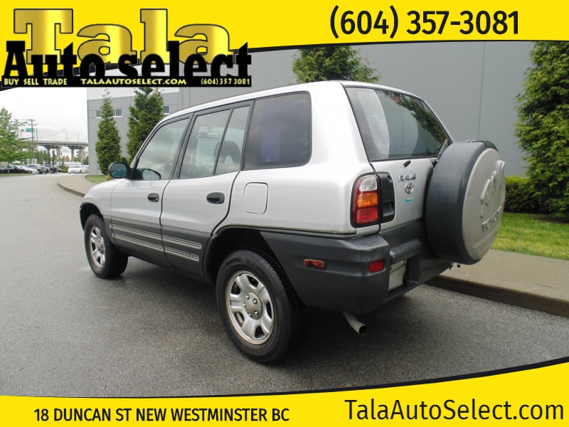 Toyota RAV4 1998 price $3,995