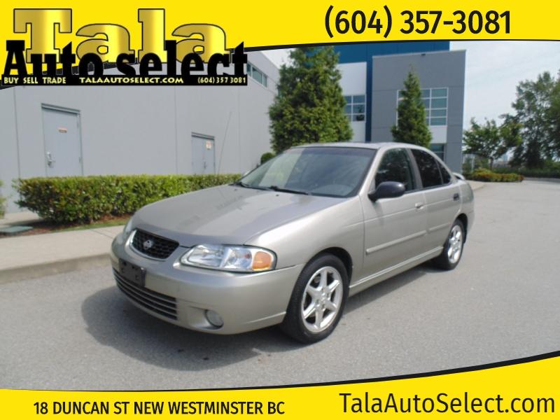 Nissan Sentra 2001 price $1,650