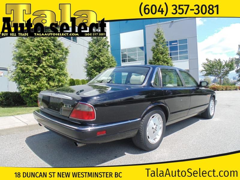 Jaguar XJ 1996 price $2,995