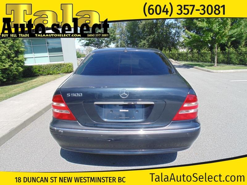 Mercedes-Benz S500 2000 price $3,995