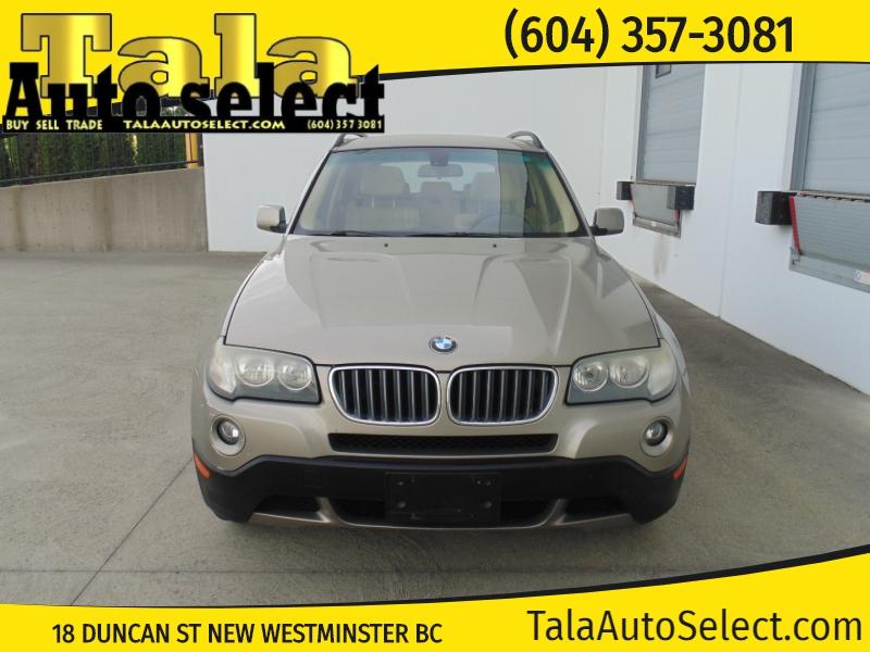 BMW X3 2008 price $4,995