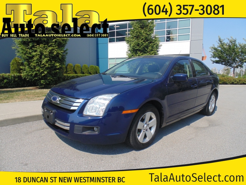 Ford Fusion 2007 price $4,995