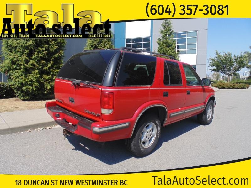 Chevrolet Blazer 1999 price $4,995