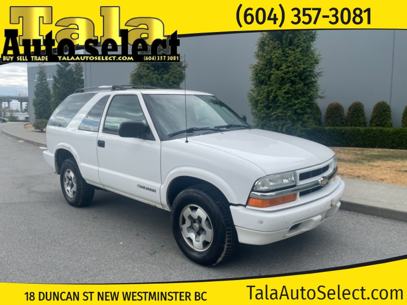 Chevrolet Blazer 2005 price $1,995