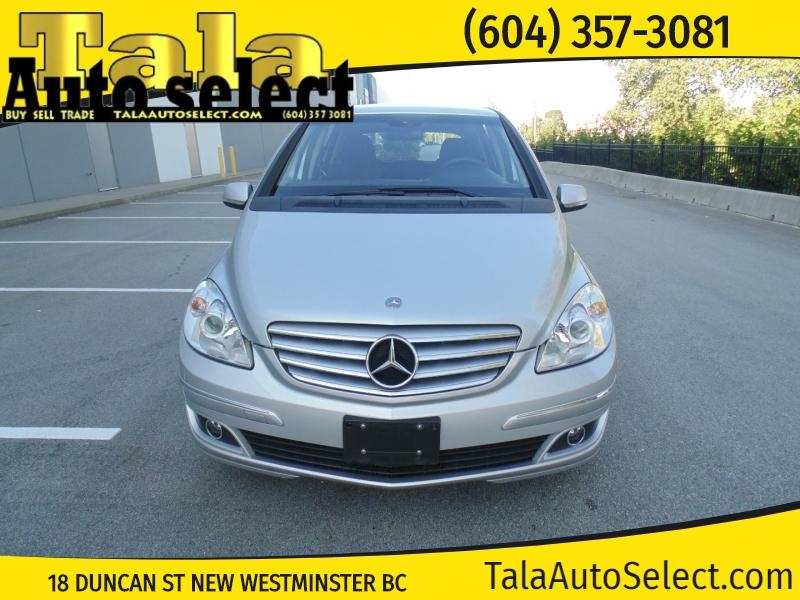 Mercedes-Benz B200 2006 price $3,500