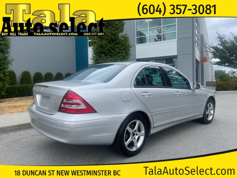 Mercedes-Benz C320 2002 price $3,500