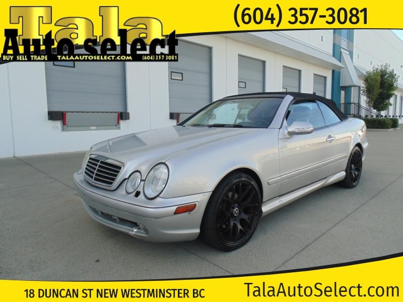 Mercedes-Benz CLK430 2003 price $4,888