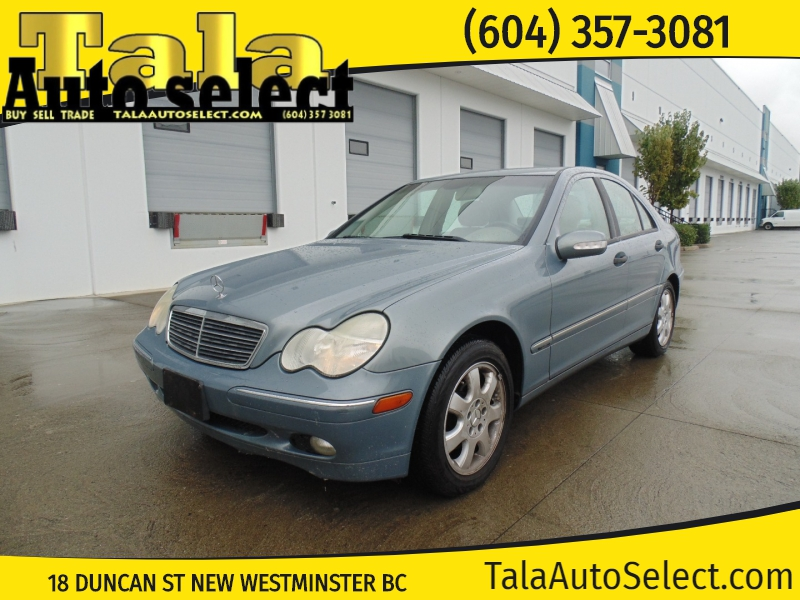 Mercedes-Benz C240 2004 price $2,995