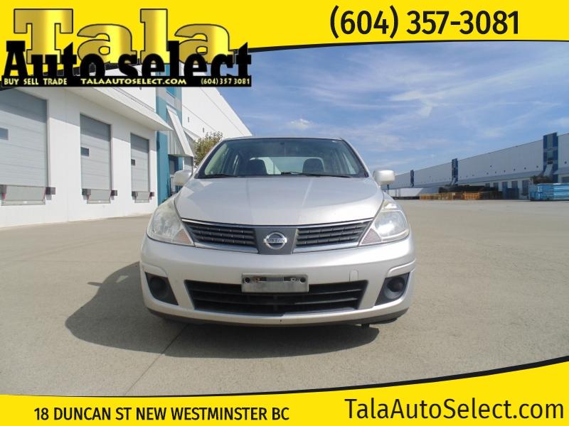 Nissan Versa 2007 price $2,995