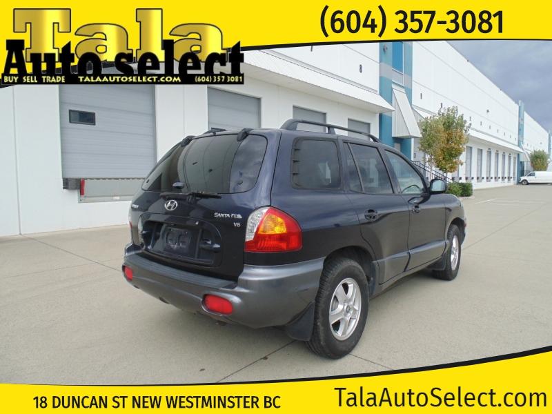 Hyundai Santa Fe 2004 price $4,995