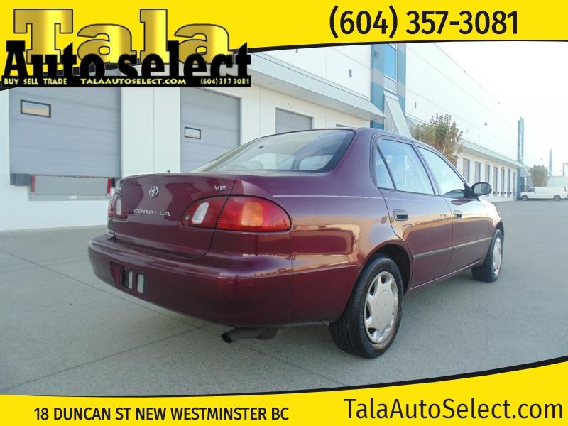 Toyota Corolla 1998 price $1,650