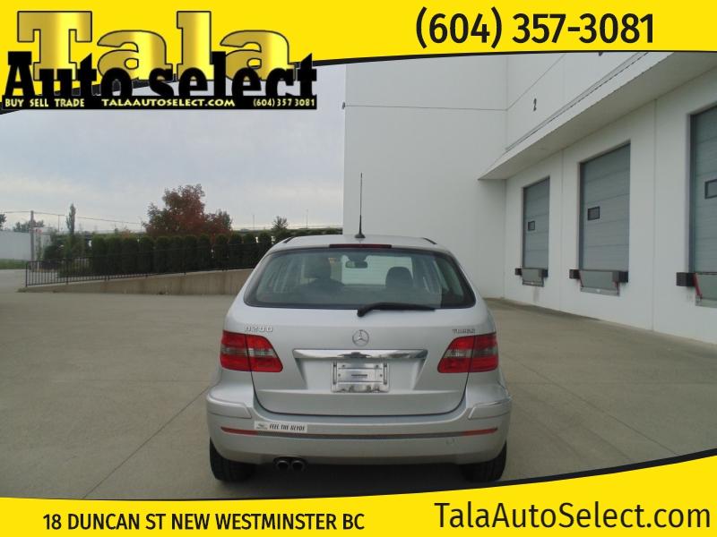 Mercedes-Benz B200 2006 price $2,995