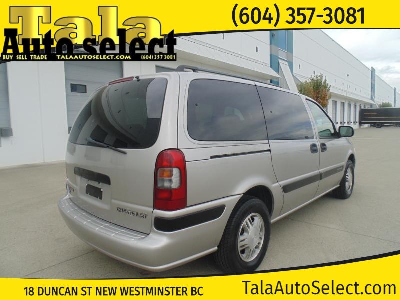Chevrolet Venture 2005 price $2,995