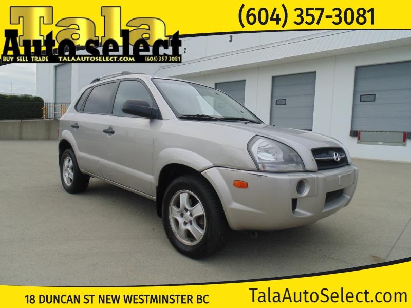 Hyundai Tucson 2005 price $3,995