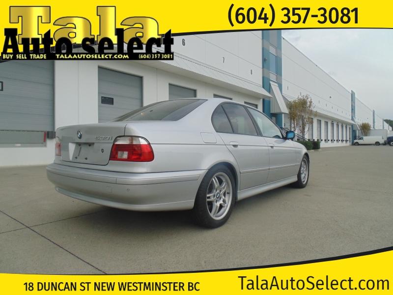 BMW 530I 2001 price $8,888