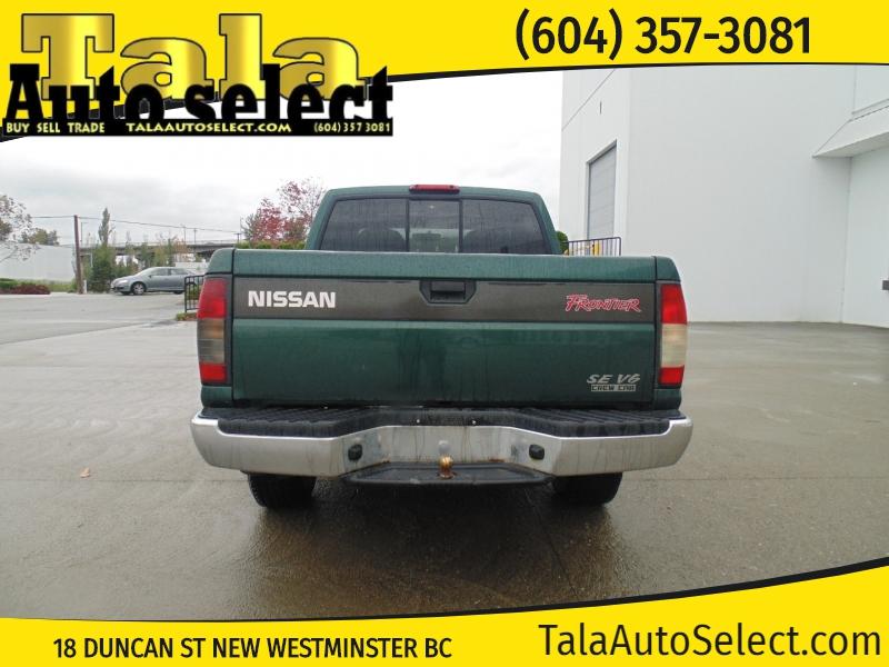 Nissan Frontier 2000 price $4,995