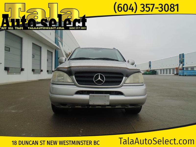Mercedes-Benz ML350 2001 price $2,995