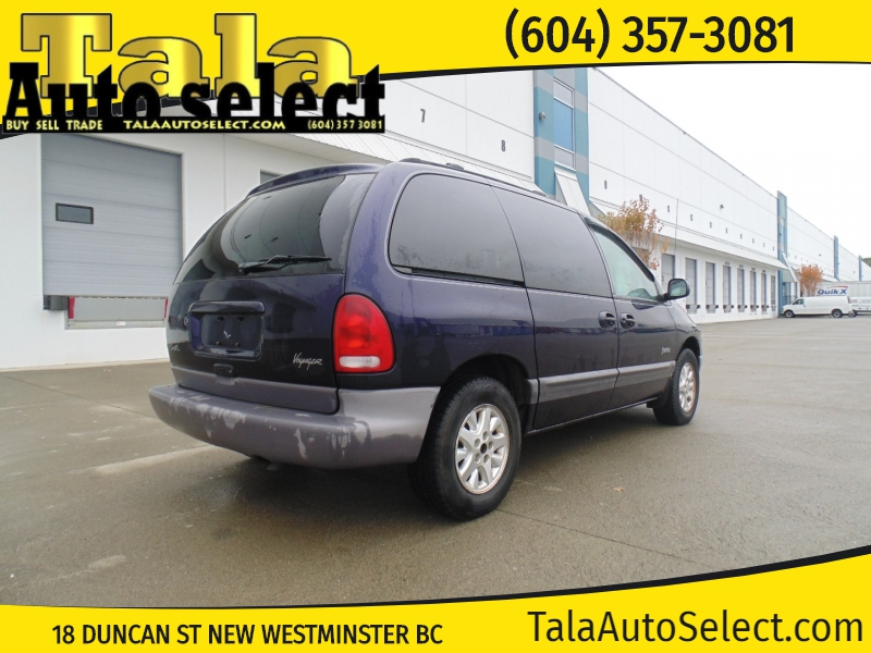 Plymouth Voyager 1998 price $1,450