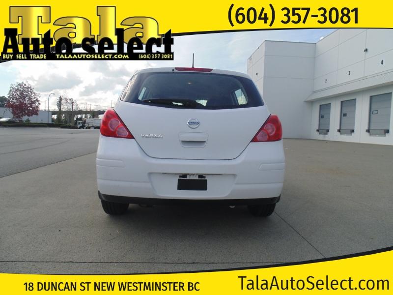 Nissan Versa 2010 price $5,888