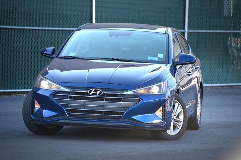 Hyundai Elantra 2020 price $500