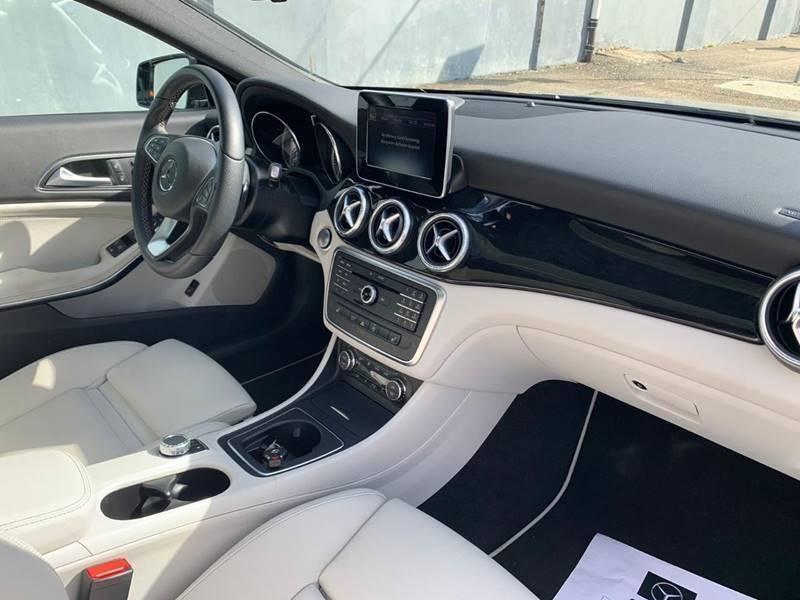 Mercedes-Benz CLA 2016 price $499