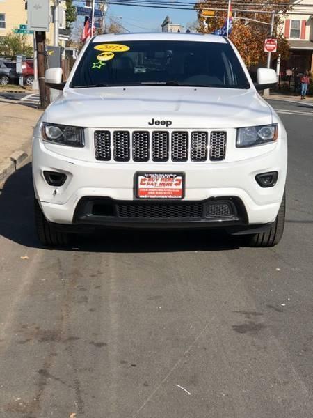 Jeep Grand Cherokee 2015 price $499